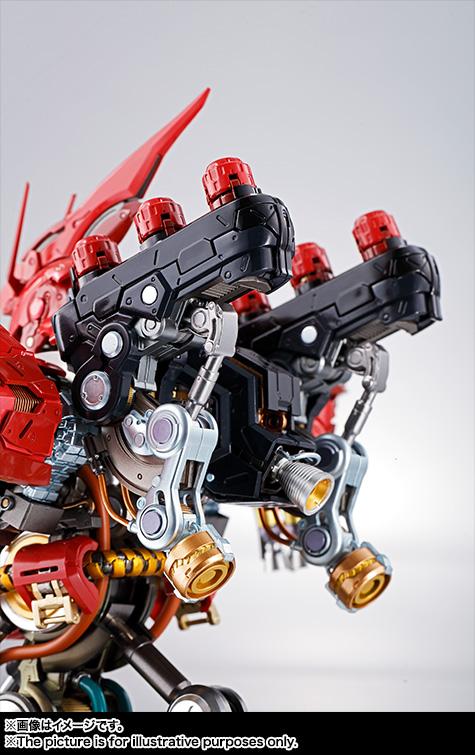 Nu Gundam Bust Display (Formania EX / Bandai) Item_252