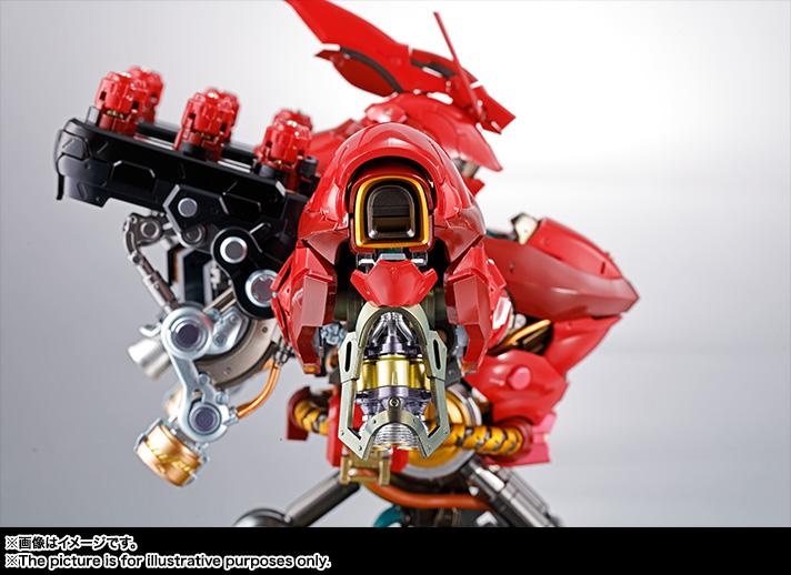 Nu Gundam Bust Display (Formania EX / Bandai) Item_255