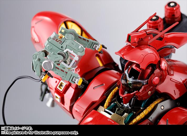 Nu Gundam Bust Display (Formania EX / Bandai) Item_260