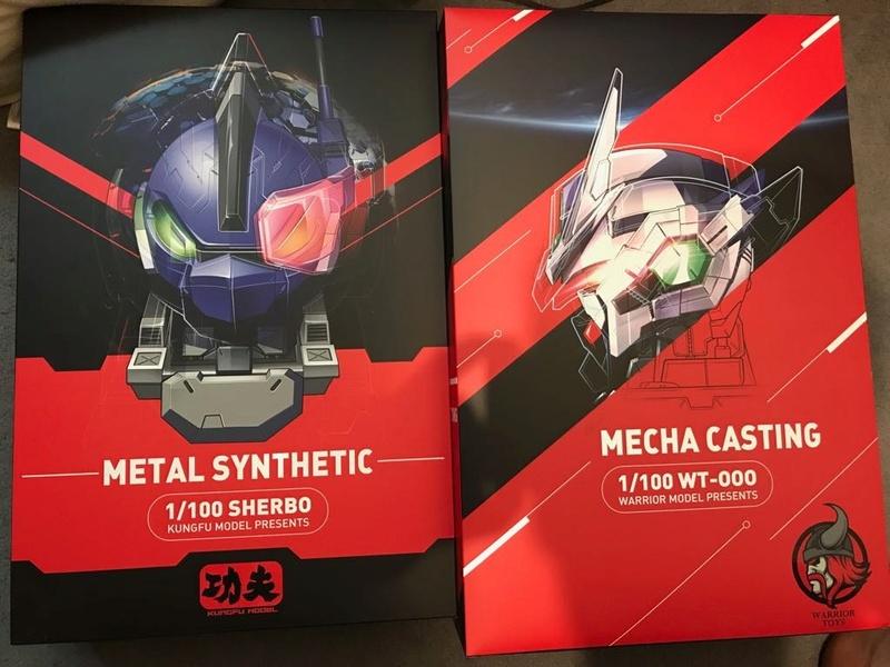 Metal Synthetic 1:100 Sherbo (Kungfu Model Presents) Whatsa11