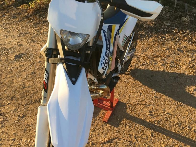 [ VENDUE ]  HUSQVARNA 300 TE 2015   38H  1300 KM Img_3618