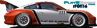 COPA PORSCHE 911 FLAT6 11110