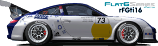 COPA PORSCHE 911 FLAT6 7310