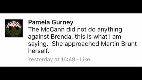 When one Brenda Leyland just isn't enough for Madeleine McCann's parents: WE'LL REPORT TROLLS TO COPS'  - Page 3 Gurney10