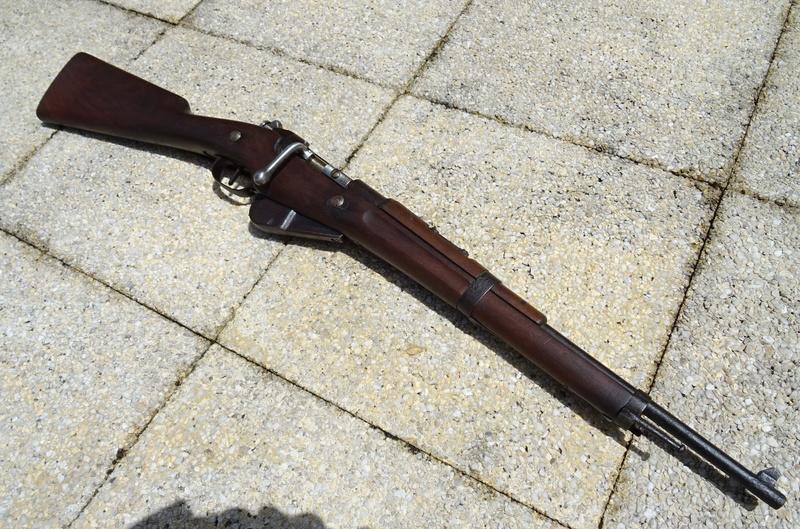 Mousqueton Berthier M16 Jus.  Dsc00514