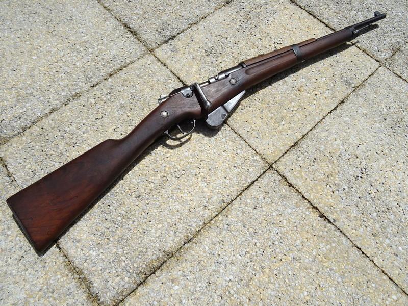 Mousqueton Berthier M16 Jus.  Dsc00517
