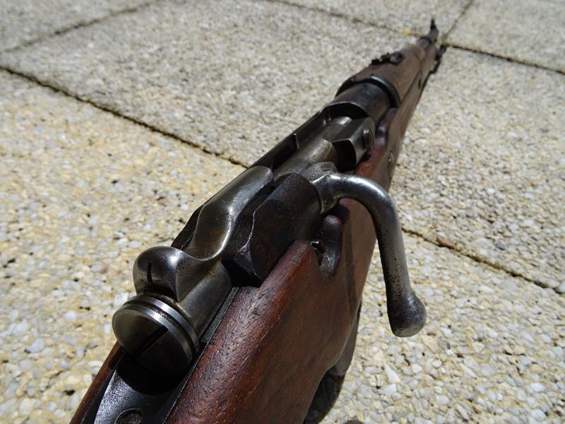 Mousqueton Berthier M16 Jus.  Dsc00525