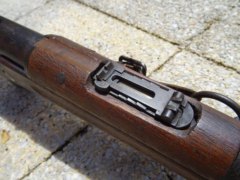 Mousqueton Berthier M16 Jus.  Dsc00526