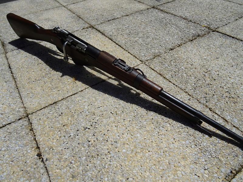 Mousqueton Berthier M16 Jus.  Dsc00527