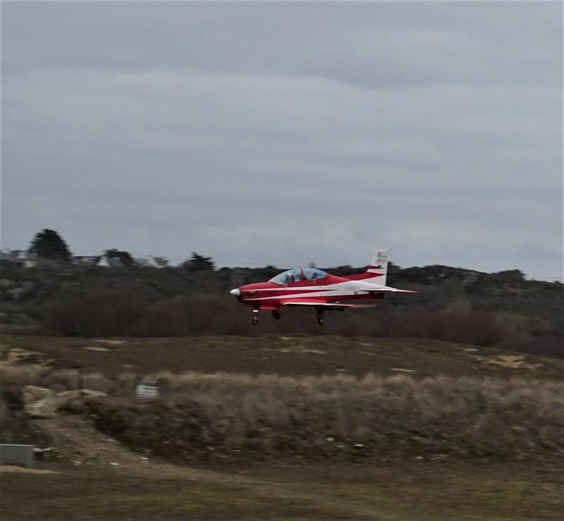 pc 21 en vol : vol presque de nuit ;-) , avec affichage tête haute  Dsc06211