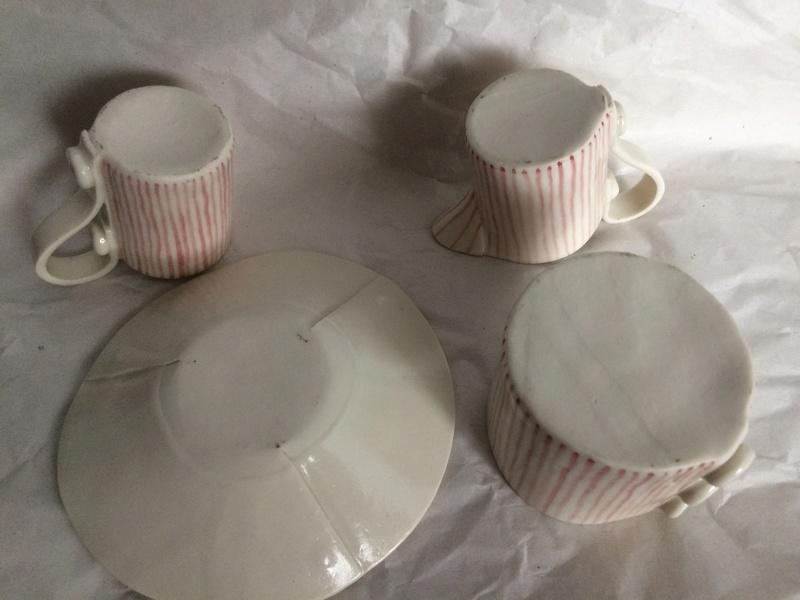 Unmarked porcelain tea set  Img_1419