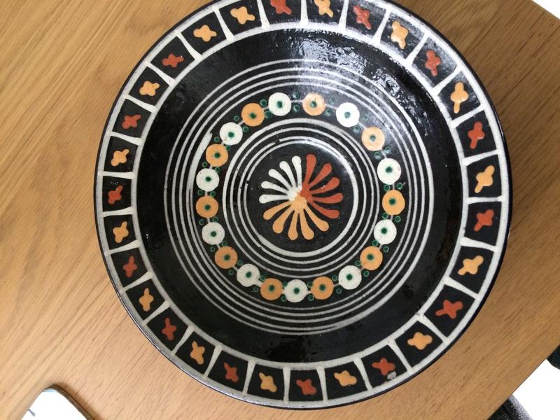 Old plate looks European??  Img_2013