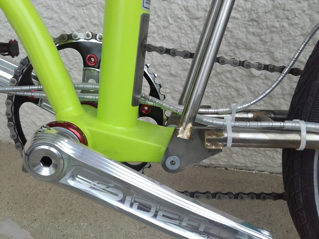 Green Lime Alfine Brompton by Kinetics - Page 5 20170314