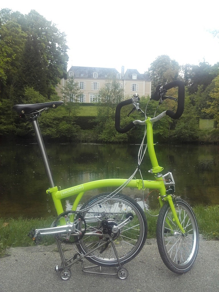Green Lime Alfine Brompton by Kinetics - Page 5 Photo214