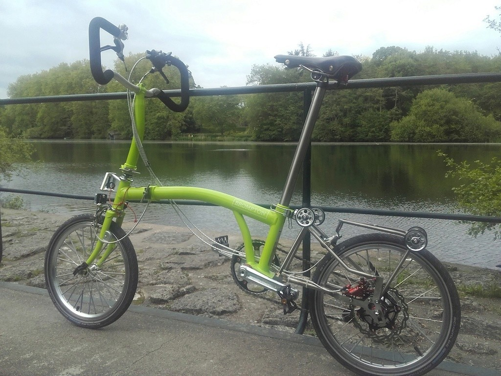 Green Lime Alfine Brompton by Kinetics - Page 5 Photo216