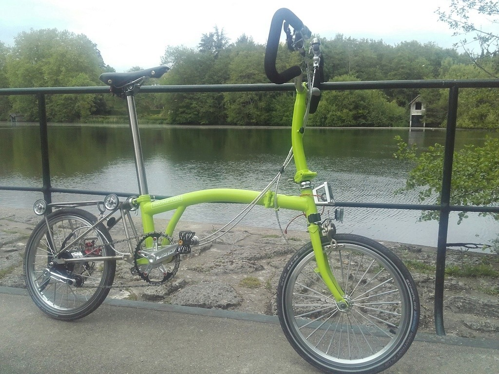 Green Lime Alfine Brompton by Kinetics - Page 5 Photo217