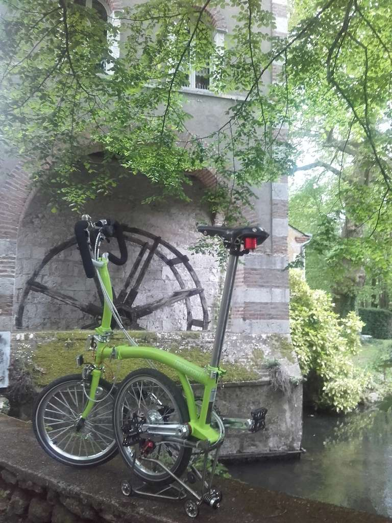 Green Lime Alfine Brompton by Kinetics - Page 5 Photo220