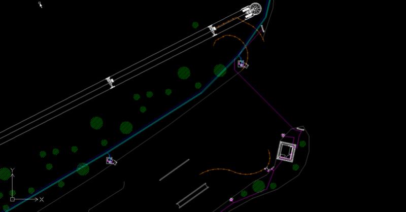 Dessins techniques, Plans 2D remontées mécaniques - Page 2 Captur16