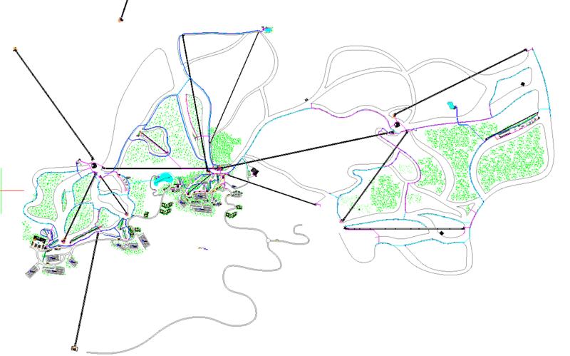 Dessins techniques, Plans 2D remontées mécaniques - Page 2 Captur17