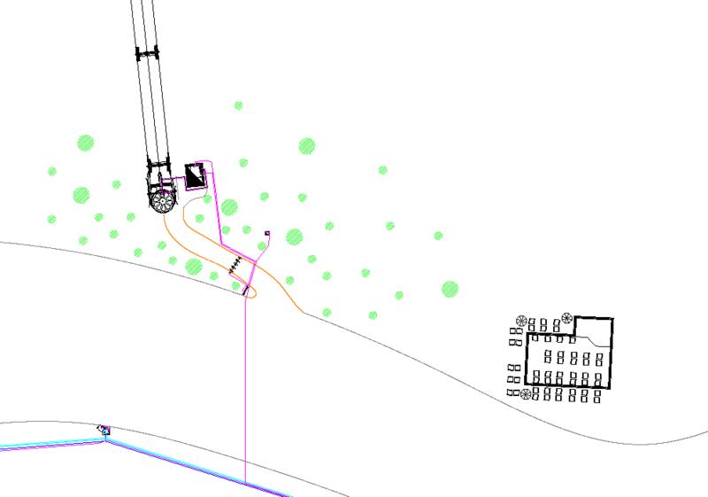 Dessins techniques, Plans 2D remontées mécaniques - Page 2 Captur25