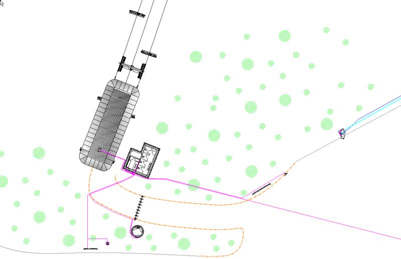 Dessins techniques, Plans 2D remontées mécaniques - Page 2 Captur26