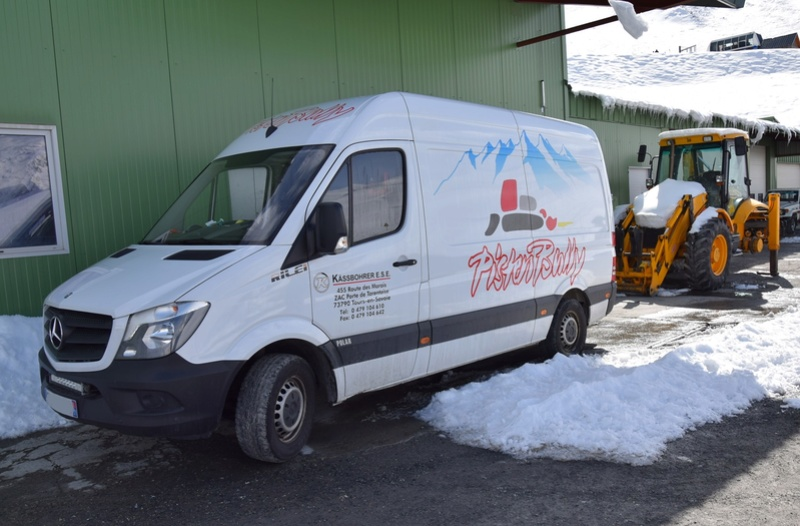 Livraison, transport & SAV Pistenbully Dsc_5835