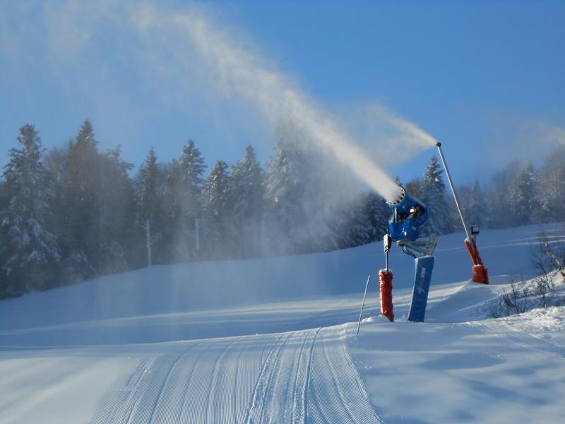 Le retour de la neige sur les massifs français pour la saison 2017/2018! Dscn4822