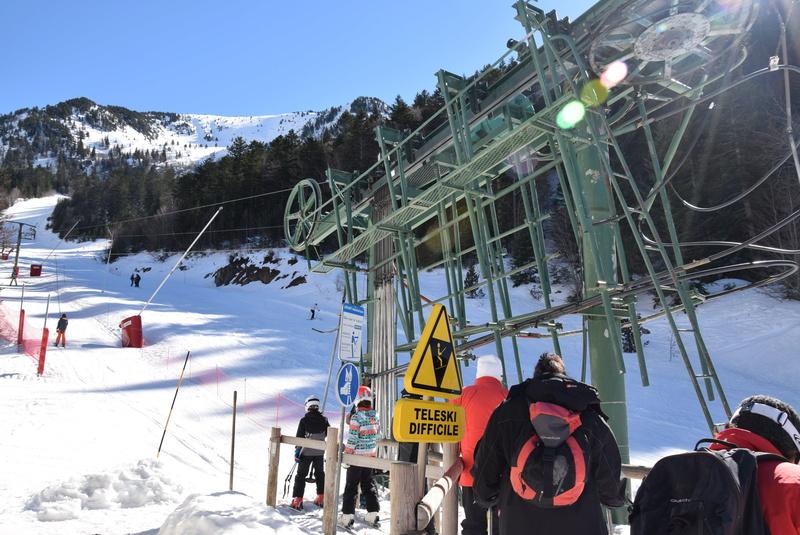 Téléski débrayable (TKD) Andorra G1-tkd22