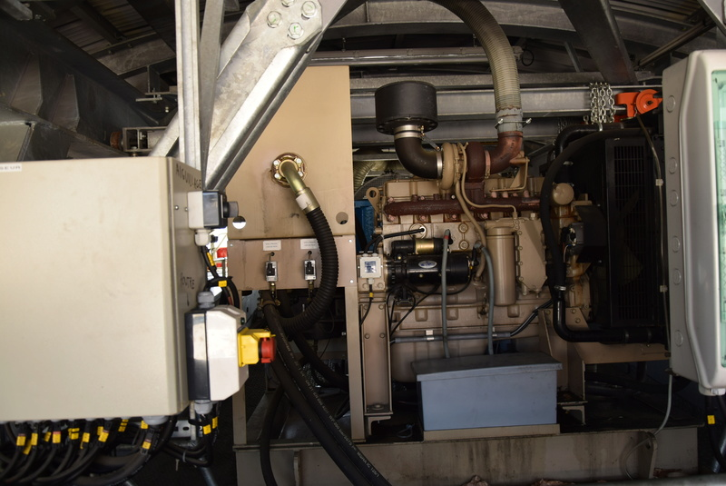 Machinerie Télésièges débrayables Doppelmayr G2-tsd10