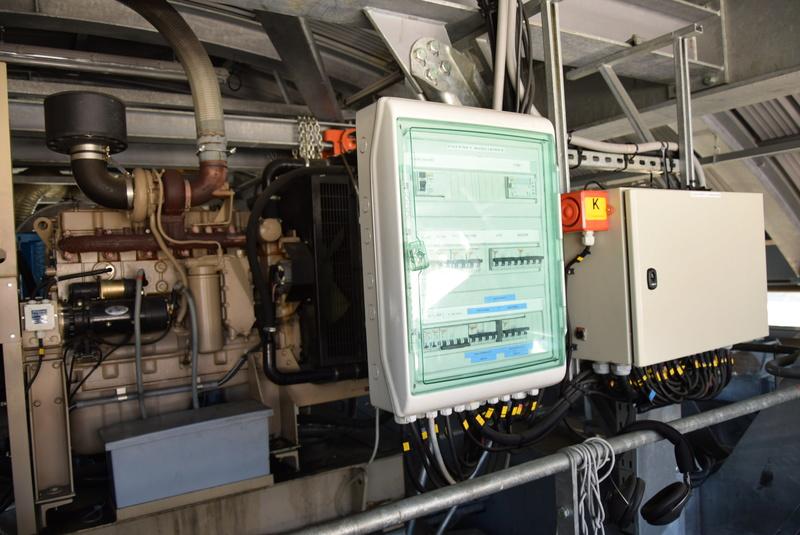 Machinerie Télésièges débrayables Doppelmayr G2-tsd11