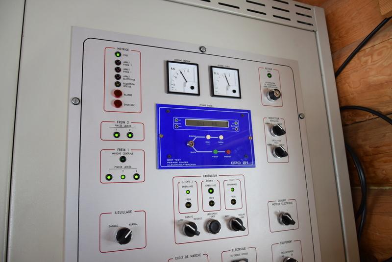 Machinerie Télésièges débrayables Doppelmayr G2-tsd18