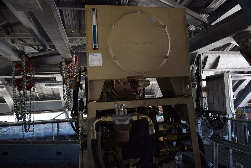 Machinerie Télésièges débrayables Doppelmayr G2-tsd22