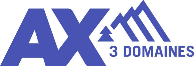 Enneigement artificiel Ax 3 Domaines Logoax10