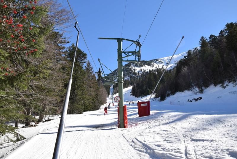 Téléski débrayable (TKD) Andorra P1-tkd16