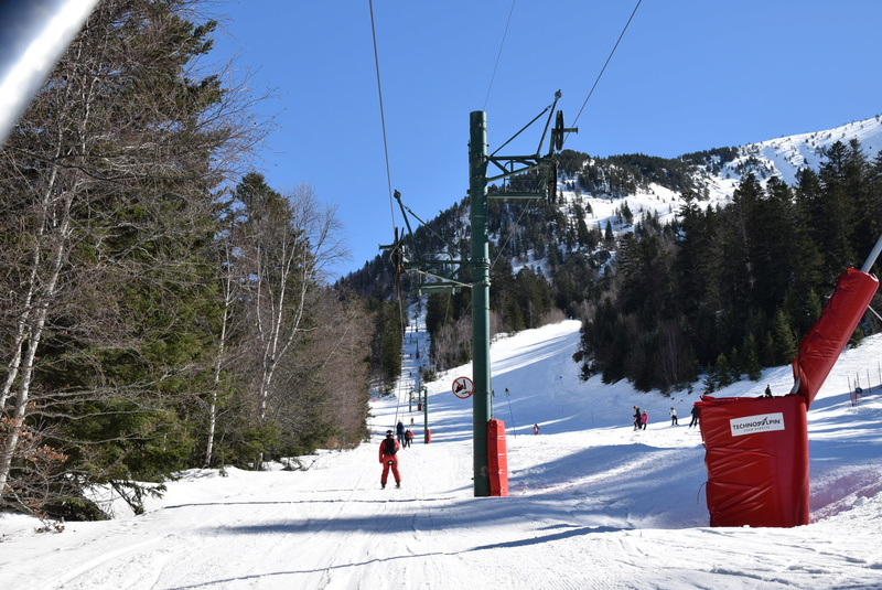 Téléski débrayable (TKD) Andorra P2-tkd16
