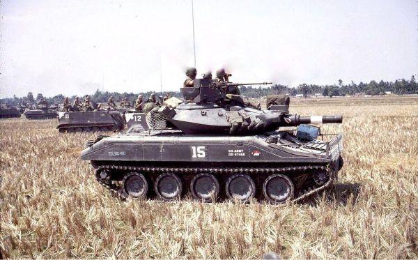 Tamiya new 1/16 M551 Tank 0ac4d110