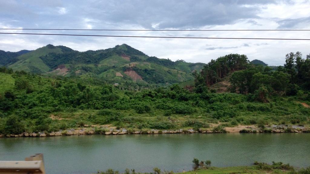 Ho Chi Minh trail in Laos 255ea510