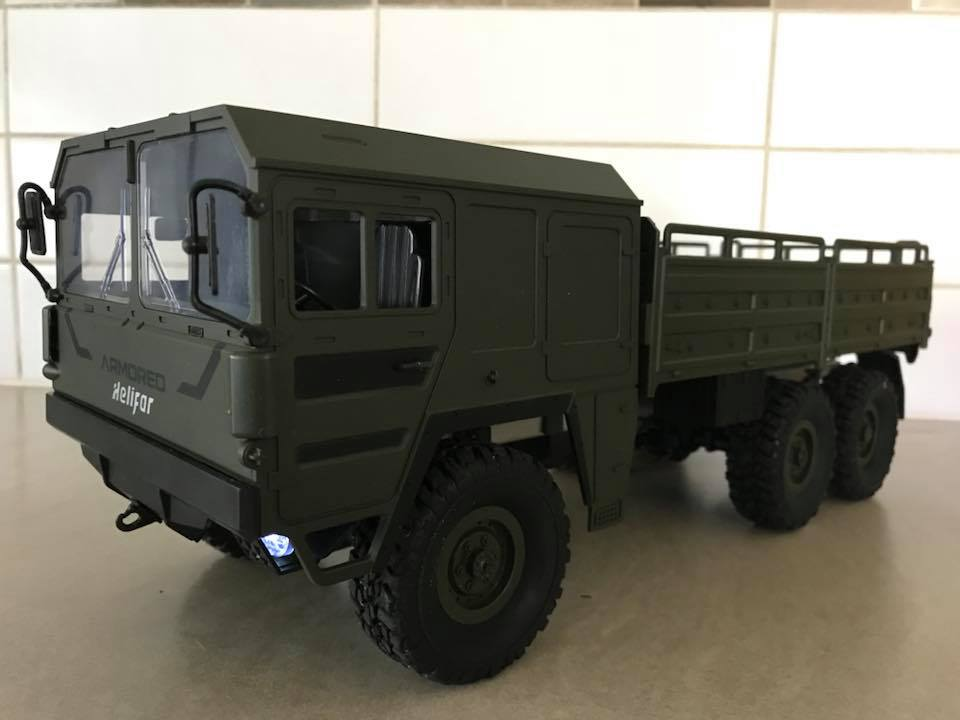 1/16 German MAN 6x6 truck 42533410
