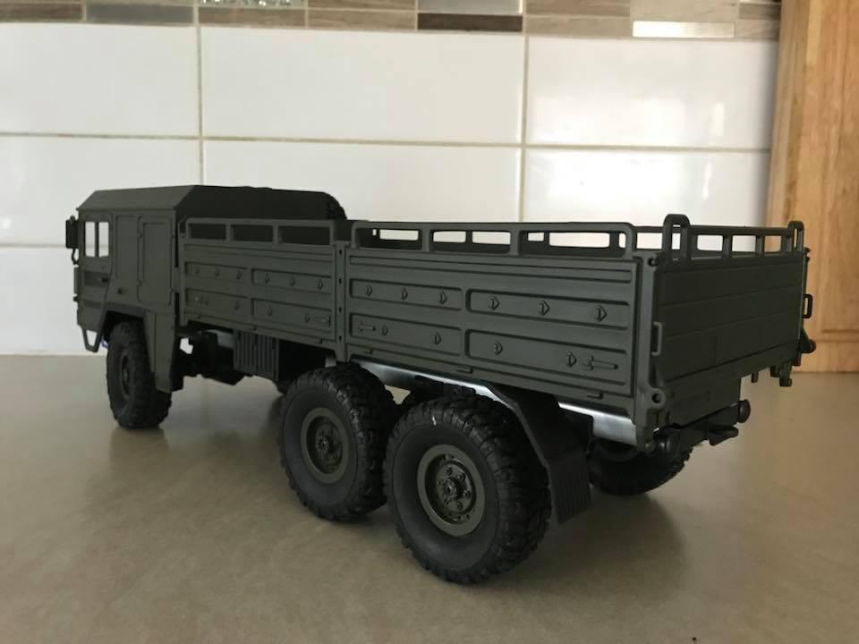1/16 German MAN 6x6 truck 42600210