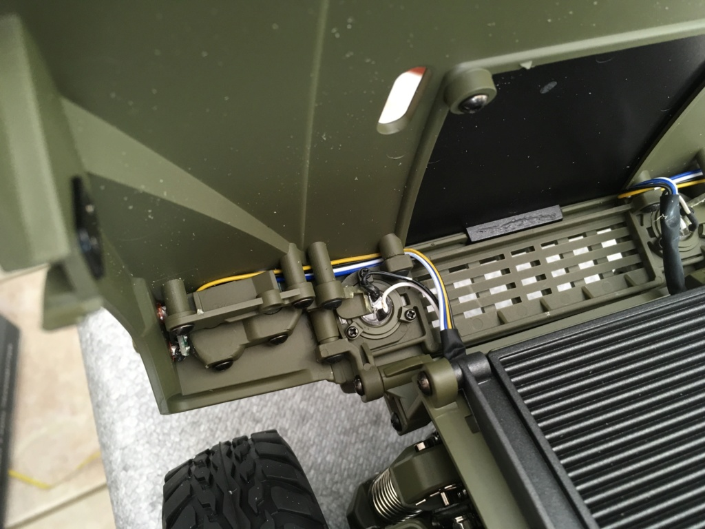 Open Box M1025 Humvee Img_7812
