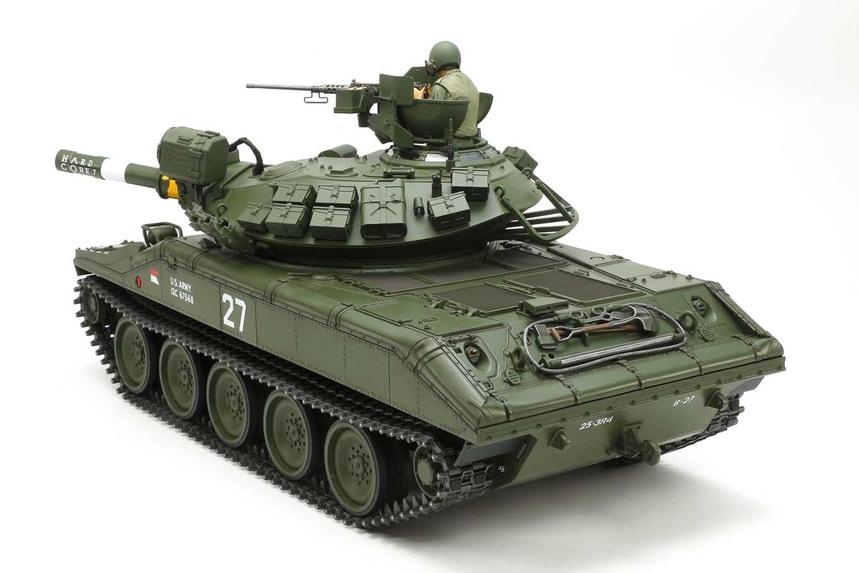 Tamiya new 1/16 M551 Tank M551b10