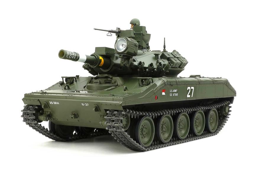 Tamiya new 1/16 M551 Tank M551c10