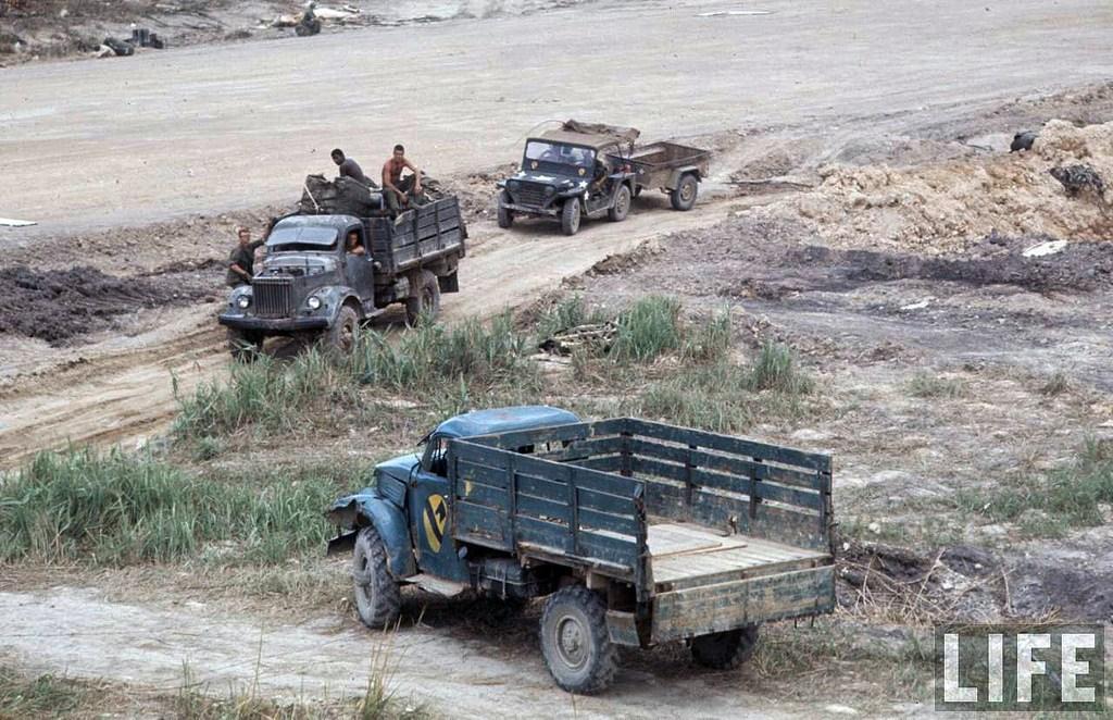 Russian truck Motolo11