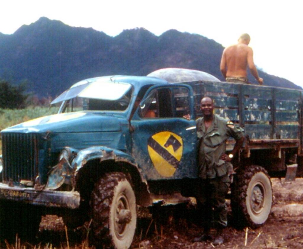 Russian truck Motolo12