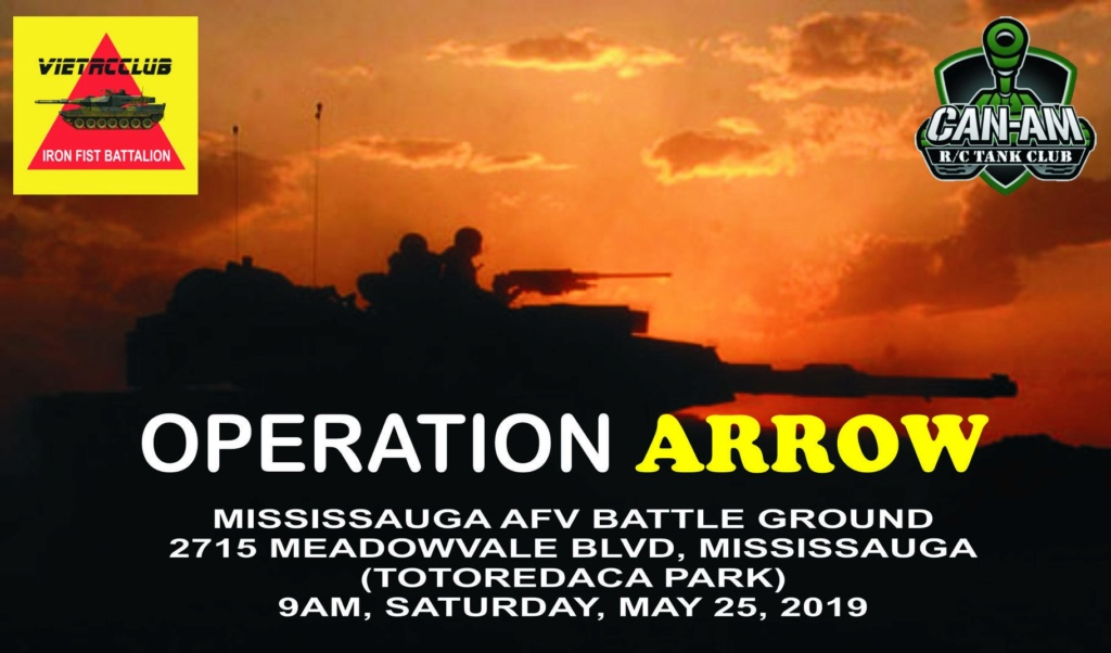 Battle Day May 25, 2019 Operat11