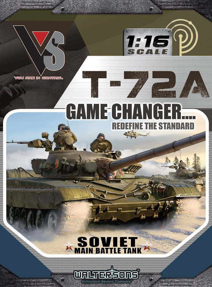 1/16 T72A is coming in Jun T72b10
