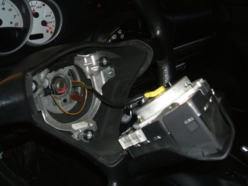 remplacement volant 3.2 S de 2004 Entret13