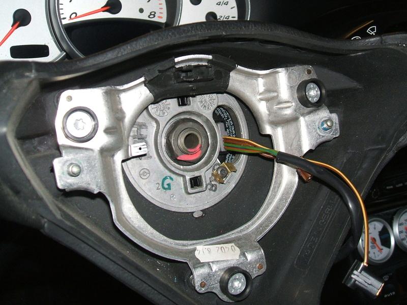 remplacement volant 3.2 S de 2004 Entret16