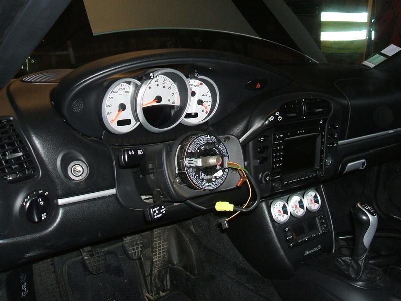 remplacement volant 3.2 S de 2004 Entret21