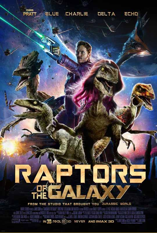 Raptors of the Galaxy Rotg10